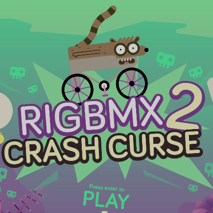 Game Rig BMX 2: Crash Curse