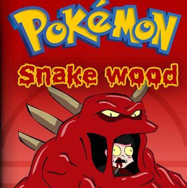 Game Pokemon Snakewood: Pokemon Zombie Hack