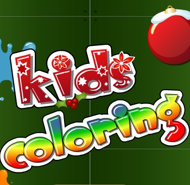 Game Kids Coloring Books