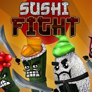 Game Sushi Fight
