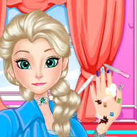 Elsa Perfect Nail