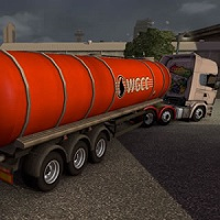 Game Tanker Truck Jigsaw