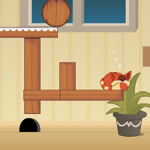 Game Lazy Cats