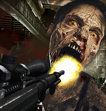 Game Zombie Attack
