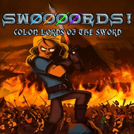 Game SWOOOORDS! Colon Lords of the Sword