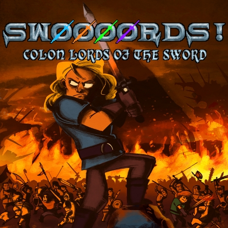 SWOOOORDS! Colon Lords of the Sword