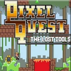 Pixel Quest The Lost Idols