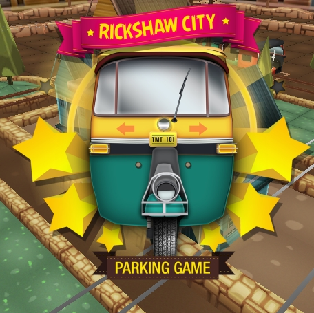 Game Rickshaw City 3D