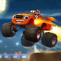 Game Blaze Monster Truck Memory