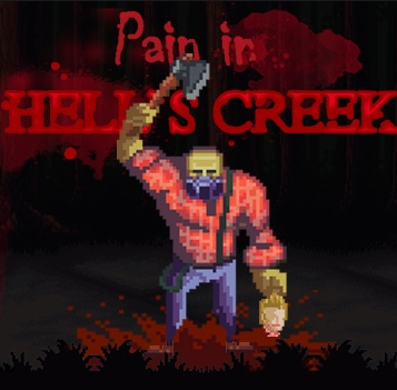 Game Pain in Hell's Creek