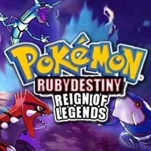 Pokemon Ruby Destiny Reign Of Legends