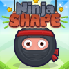 Game Ninja Shape