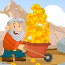 Game Gold Miner Special Edition