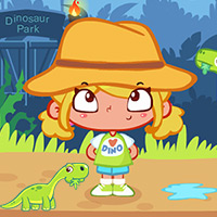 Dinosaur Slacking