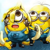 Game Minions Jigsaw