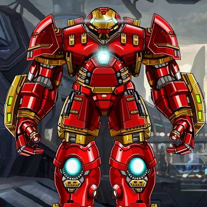 Game Ironman Hulkbuster