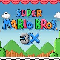 Game Super Mario Bros 3X