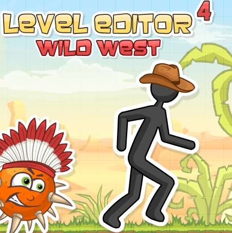 Game Level Editor 4: Wild West