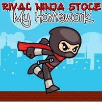 Game Rival Ninja Stole My Homework