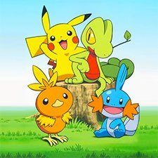 Game Pokemon Rescue Rangers