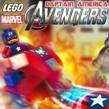 Game Lego Marvel's Avengers Captain America