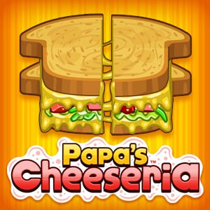 Game Papa's Cheeseria