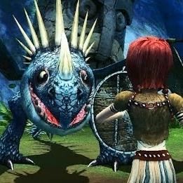 Game DreamWorks Dragons: Wild Skies