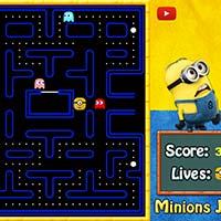 Game Pac-Minions