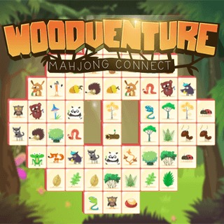 Game Woodventure: Mahjong Connect