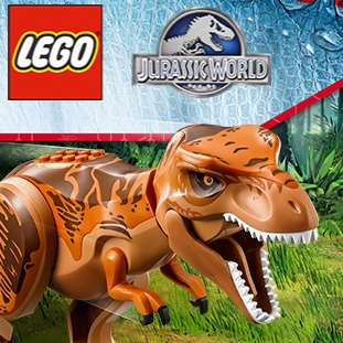Game Lego Jurassic World