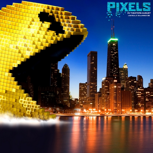 Game Pixels Movie Game