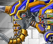 Game Robot Mammoth