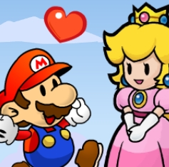 Mario Love Adventure