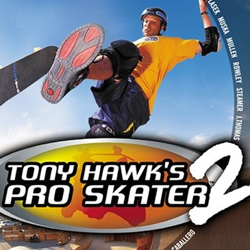 Game Tony Hawk?s Pro Skater 2