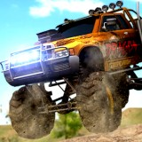 Game Monster Truck Jam 3D Racing