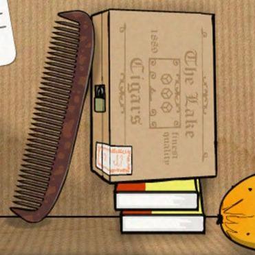 Cube Escape: Harvey?s Box