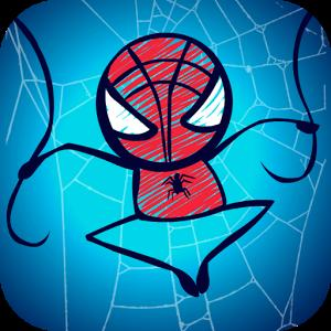 Game Spider Stickman