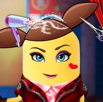 Game Minion Girl Hair Salon