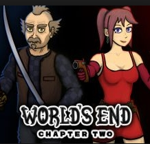 Game World?s End Chapter 2