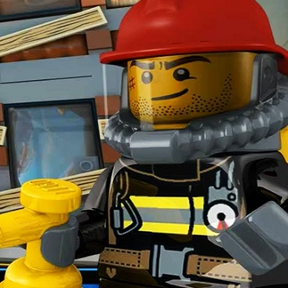 Game LEGO Ready Steady Fire