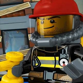 LEGO Ready Steady Fire