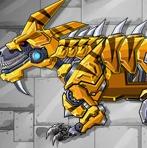 Game Robot I-Rex