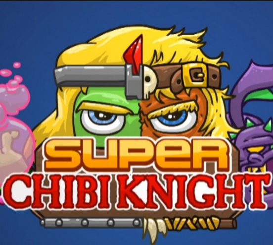 Game Super Chibi Knight