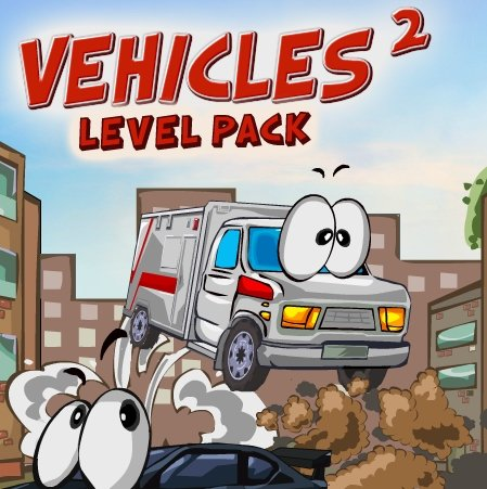 Vehicles 2 Level Pack