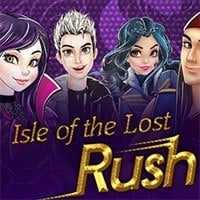 Game Descendants ? Isle of the Lost Rush