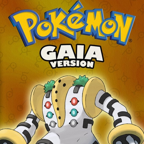 Game Pokemon Gaia V2