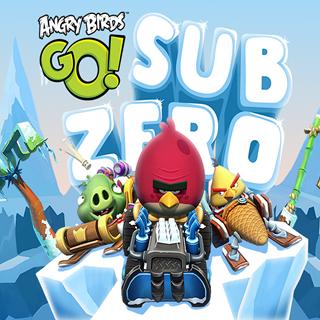 Angry Birds Sub Zero Puzzle