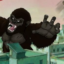 Game Big Bad Ape