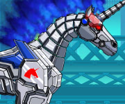 Game Robot Unicorn