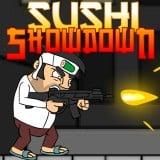 Sushi Showdown Attack of the Mutant Fish